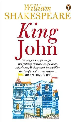 9780141016689: King John (Penguin Shakespeare)