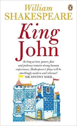 9780141016689: New Penguin Shakespeare King John