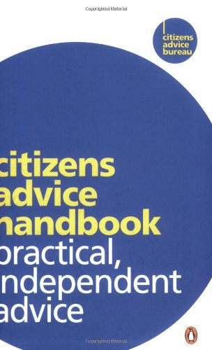 9780141016788: Citizens Advice Handbook: Practical, Independent Advice