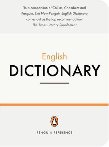 9780141016795: The Penguin English Dictionary (Penguin Reference)