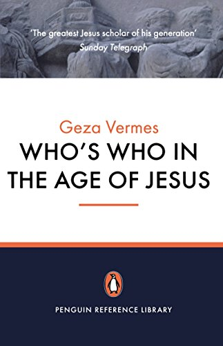 9780141017037: Who's Who in the Age of Jesus