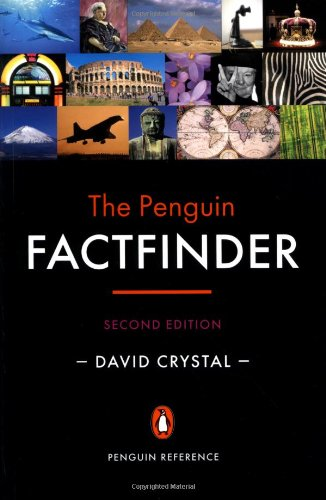 9780141017051: The Penguin Factfinder: Second Edition