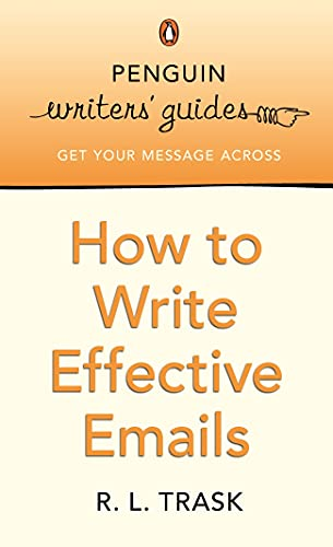9780141017198: Penguin Writers' Guides: How to Write Effective Emails