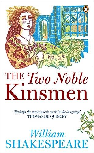 9780141017266: The Two Noble Kinsmen (Penguin Shakespeare)