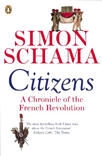 9780141017273: Citizens: A Chronicle of The French Revolution