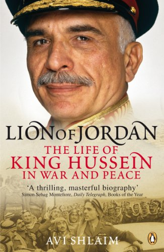 9780141017280: Lion of Jordan: The Life of King Hussein in War and Peace