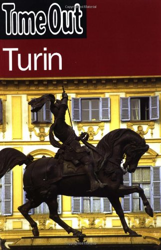 """9780141017327: Turin (""""Time Out"""" Guides) [Idioma Inglés]"""