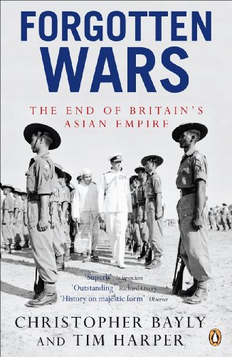 9780141017389: Forgotten Wars : The end of Britain's Asian Empire