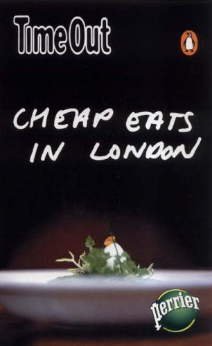 9780141017396: Time Out Cheap Eats London (Time Out Cheap Eats in London)