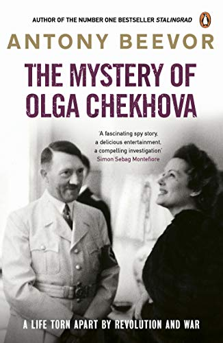 9780141017648: The Mystery of Olga Chekhova: A Life Torn Apart By Revolution And War