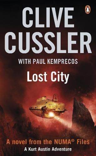 9780141017716: Lost City: NUMA Files #5