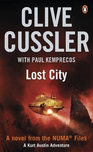 9780141017716: Lost City (Numa Files S.)