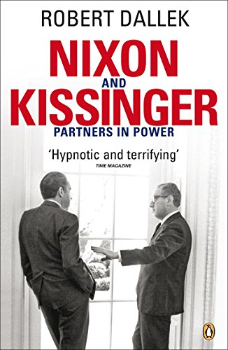 9780141018140: Nixon and Kissinger: Partners in Power