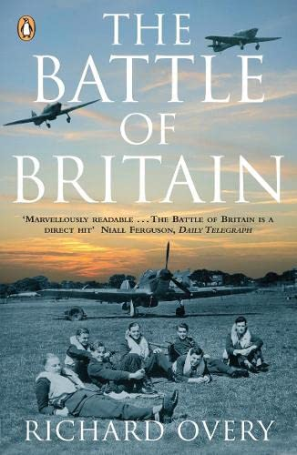 Battle Of Britain,The: Myth And Reality (0141018305) by Richard Overy