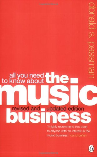 9780141018454: All You Need to Know About the Music Business