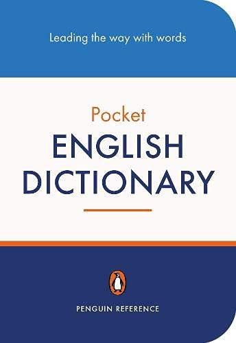 9780141018584: The Penguin Pocket English Dictionary (Penguin Reference)