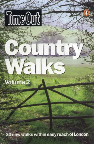 9780141018652: Time Out Country Walks Volume 2