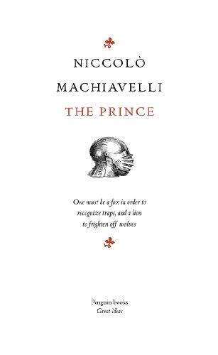 9780141018850: The Prince (Penguin Great Ideas)