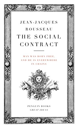 9780141018881: The Social Contract (Penguin Great Ideas)