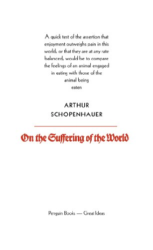 9780141018942: On the Suffering of the World (Penguin Great Ideas)