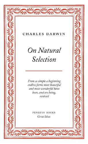 9780141018966: On Natural Selection (Penguin Great Ideas)