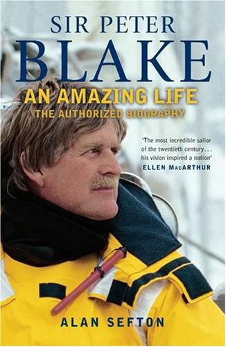SIR PETER BLAKE: AN AMAZING LIFE: ALAN SEFTON