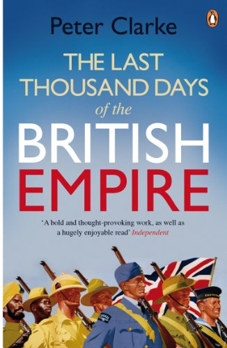 9780141020051: The Last Thousand Days of the British Empire: The Demise of a Superpower, 1944-47