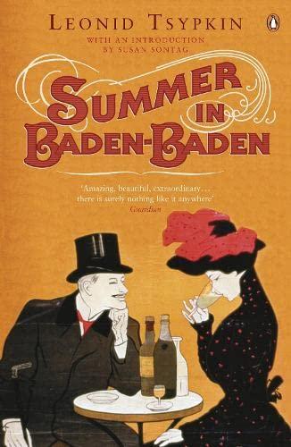 9780141020198: Summer in Baden Baden