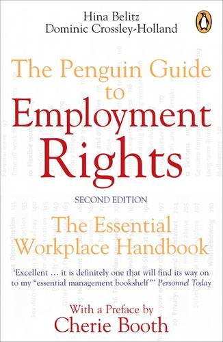 9780141021096: The Penguin Guide to Employment Rights