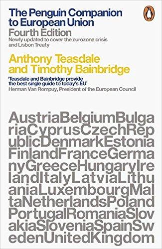 9780141021188: The Penguin Companion to European Union 4/e: 4th Edition