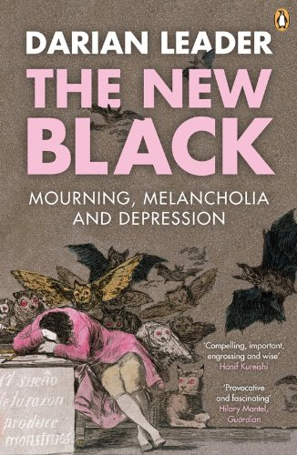 9780141021225: The New Black: Mourning Melancholia And Depression
