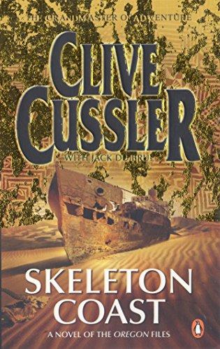 9780141021621: Skeleton Coast (The Oregon Files)
