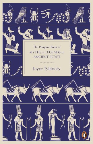 9780141021768: The Penguin Book of Myths and Legends of Ancient Egypt