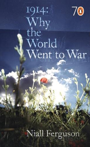 niall ferguson the war of the world thesis Nearly a century after world war i the great war even now minority elements in academia refute fischer's thesis niall ferguson's 2000 book the pity of.
