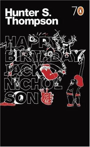 9780141022437: Happy Birthday, Jack Nicholson (Pocket Penguins)