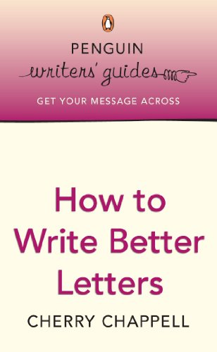 9780141022765: Penguin Writers' Guides: How to Write Better Letters