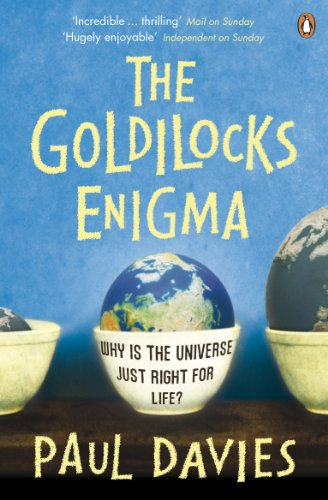 9780141023267: The Goldilocks Enigma: Why is the Universe Just Right for Life?
