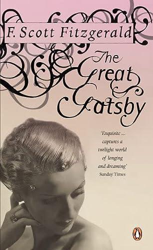 Great Gatsby: F. Scott Fitzgerald