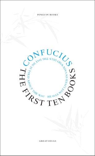 9780141023809: The First Ten Books (Penguin Great Ideas)