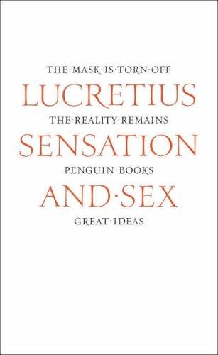 9780141023823: Sensation and Sex (Penguin Great Ideas)
