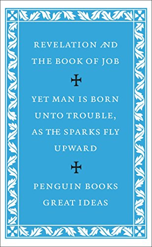 9780141023854: The Revelation of St John the Divine and the Book of Job (Penguin Great Ideas)