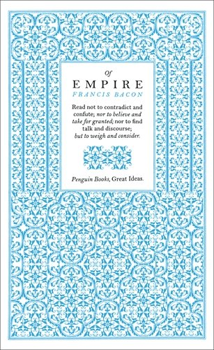 9780141023892: Of Empire (Penguin Great Ideas)