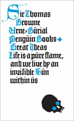 9780141023915: Great Ideas Urne Burial