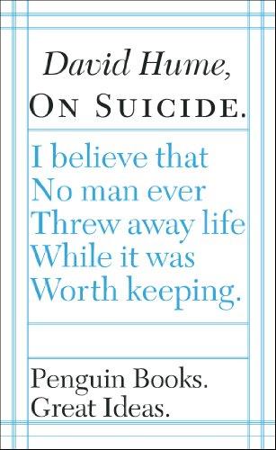 9780141023953: Great Ideas On Suicide