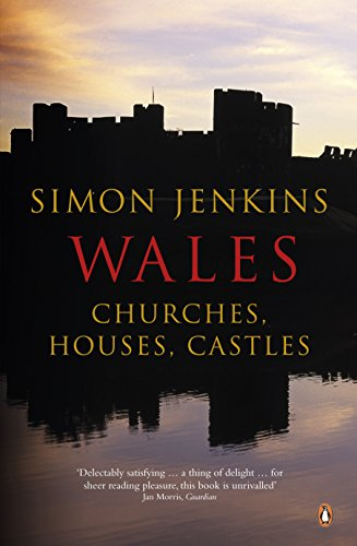 9780141024127: Wales: Churches, Houses, Castles