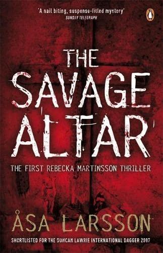 9780141024714: The Savage Altar