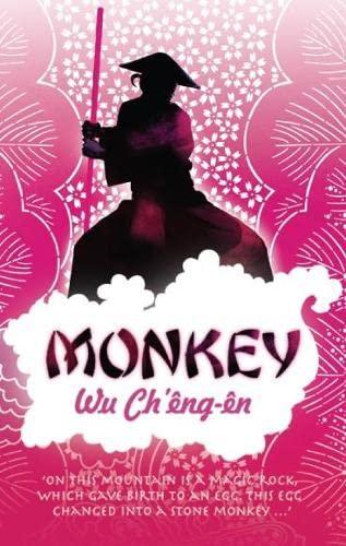 Monkey (Read Red): Cheng-En, Wu