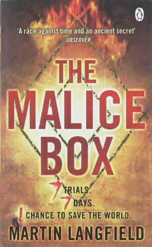 9780141025063: Malice Box