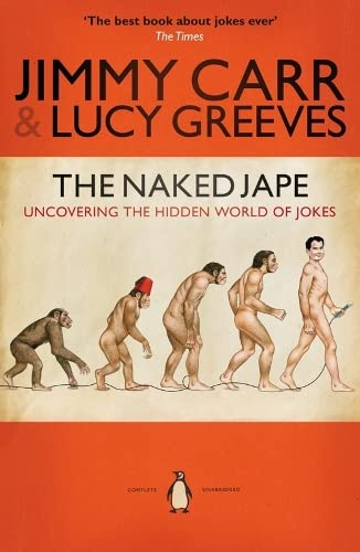 The Naked Jape: Uncovering the Hidden World: Jimmy Carr; Lucy