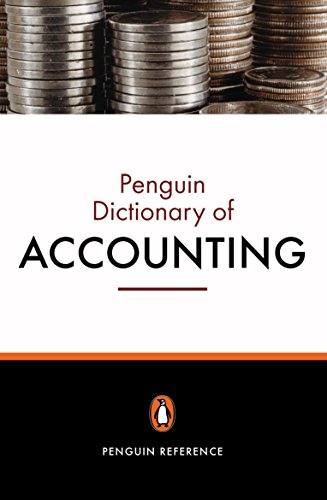 9780141025254: The Penguin Dictionary of Accounting